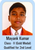 Mayank-Kumar-Class-V-Gold-Madel-Qualified-for-2nd-Level