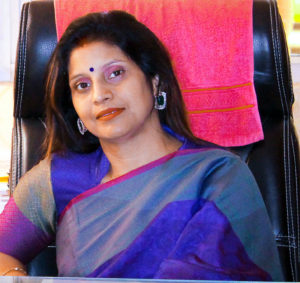 Mrs. Tulika Tripathi (Director)