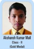 Akshansh-Kumar-Mall-Class-II-Gold-Madel