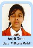 Anjali-Gupta-Class-V-Bronze-Madel