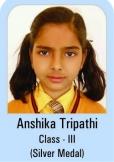 Anshika-Tripathi-Class-III-Silver-Madel