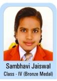 Sambhavi-Jaiswal-Class-IV-Bronze-Madel
