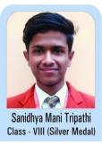 Sanidhya-Mani-Tripathi-Class-VIII-Silver-Madel