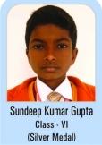 Sindeep-Kumar-Gupta-Class-VI-Silver-Madel