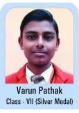 Varun-Pathak-Class-VII-Silver-Madel