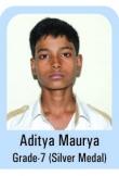 Aditya-Maurya-Grade-7-Silver-Madel