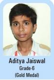 Adtiya-Jaiswal-Grade-6-Gold-Madel