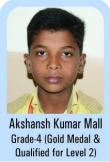 Akshansh-Kumar-Mall-Grade-4-Gold-Madel-Qualified-For-Level-2