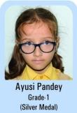 Ayushi-Pandey-Grade-1-Silver-Madel