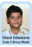 Utkarsh-Vishwakaarma-Grade-3-Bronze-Madel