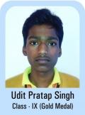 Udit-Pratap-Singh-Class-IX-Gold-Madel