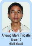 Anurag-Mani-Tripathi-Grade-10-Gold-Madel