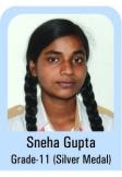 Sneha-Gupta-Grade-11-Silver-Madel